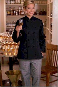 Uncommon Threads Sedona Women/'s Chef Coat